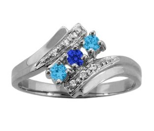 a4dab9c04 Kay Jewelers Mother's Day Ring. | rings | Mother rings, Mothers day ...
