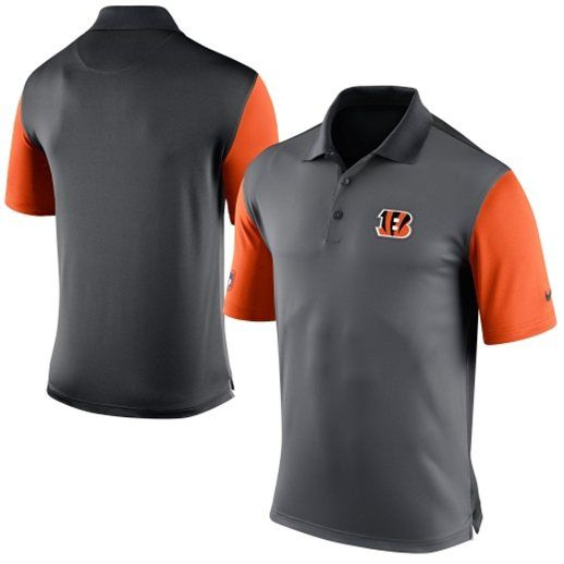 Nike Cincinnati Bengals Charcoal Preseason Performance