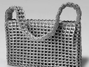 Drink can tab purse.