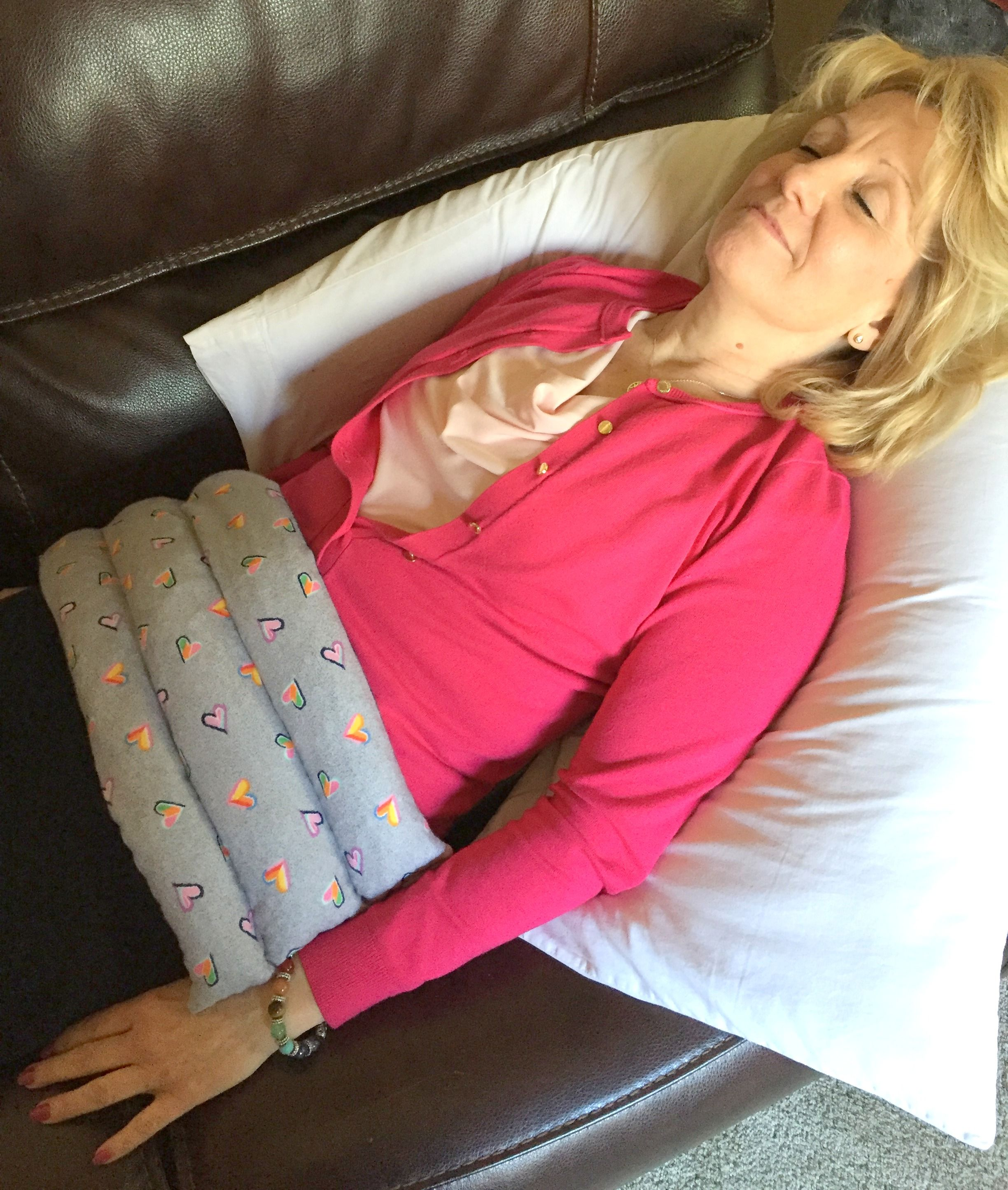XL Wrap Heat up and use for menstrual cramps, upset