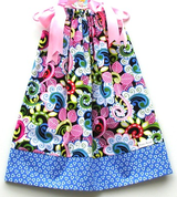Pillow case dress,what an easy great idea