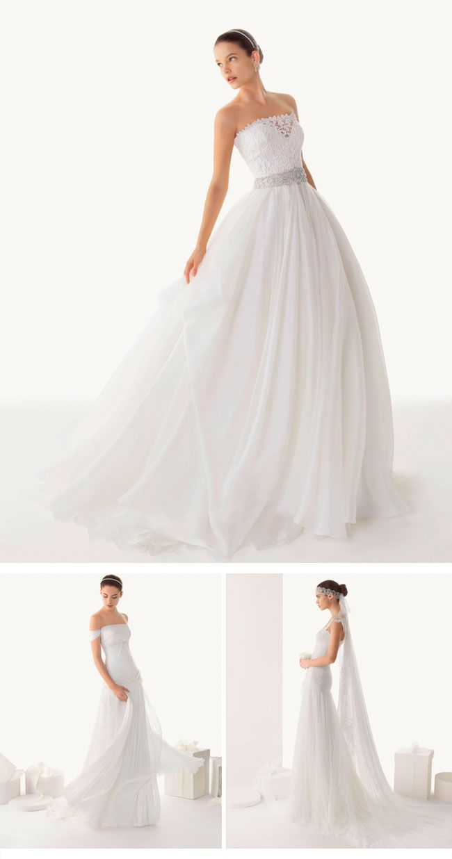 Rosa Clara, collection 2013 | WEDDING DRESSES - WEDDING GOWNS ...