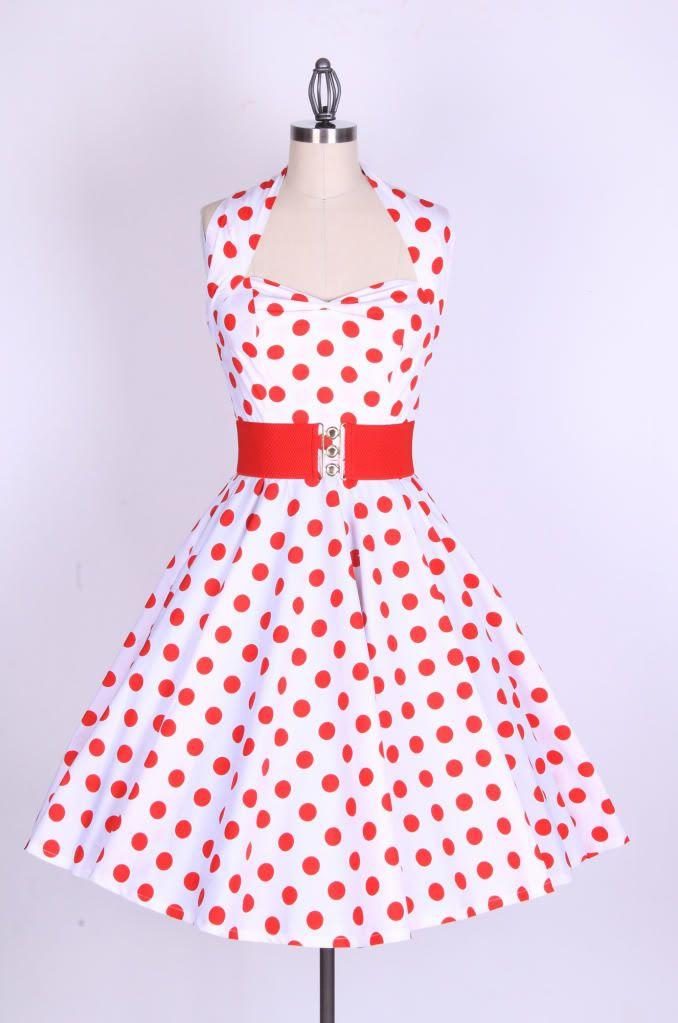 1950s bridesmaid dress idea | años 50 | Pinterest | Años