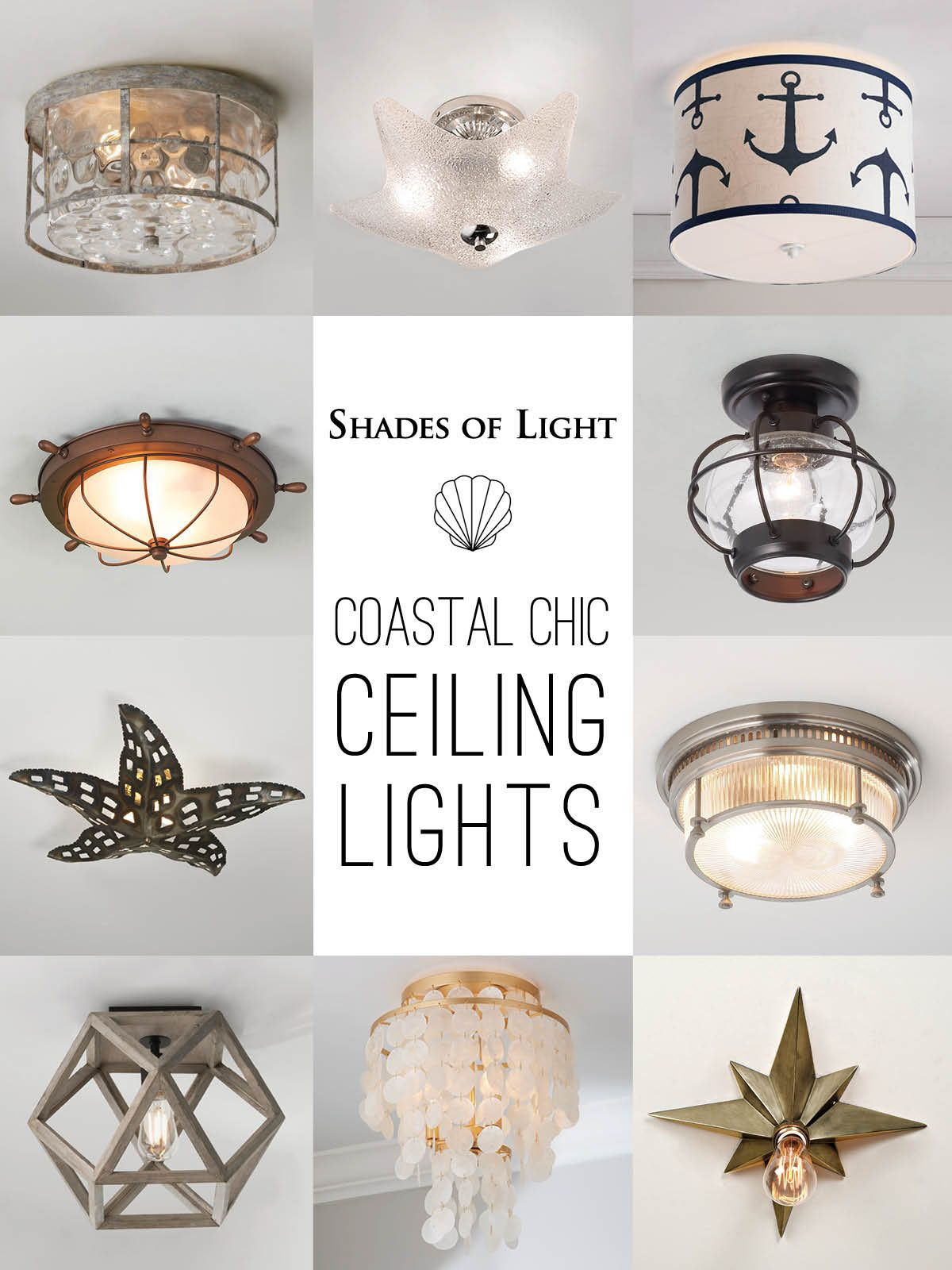 Coastal Chic Ceiling Lights Target Home Decor Rustic Beach Decor Home Decor Pictures