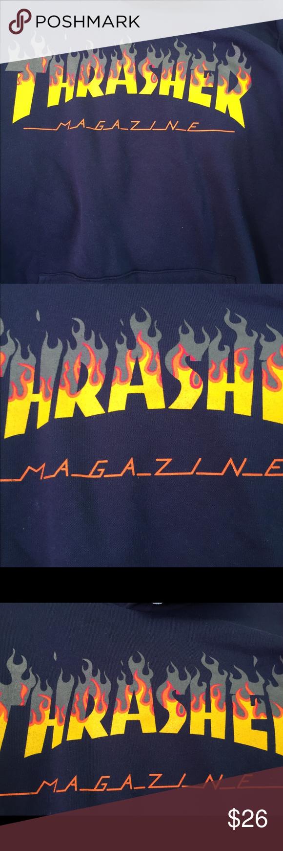 Thrasher Hoodie! Boutique Thrasher hoodie, Thrasher, Hoodies