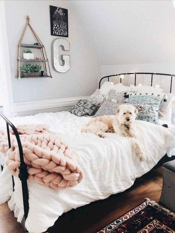 Best Style Bedroom 2019 & 65+ White Bedroom Ideas for Teen Girls #roomideasforteengirls