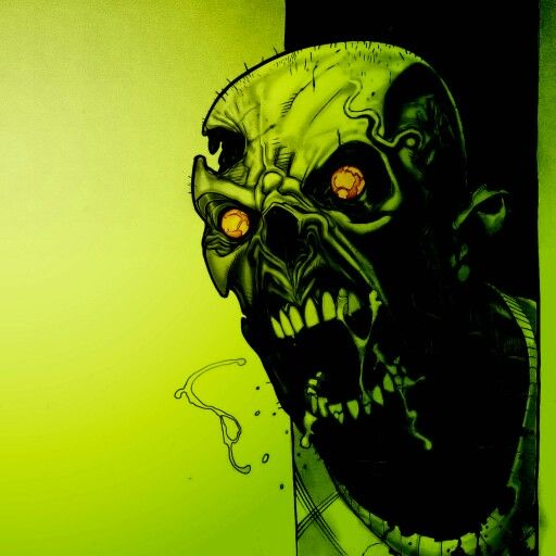 Green Zombie (With Images)