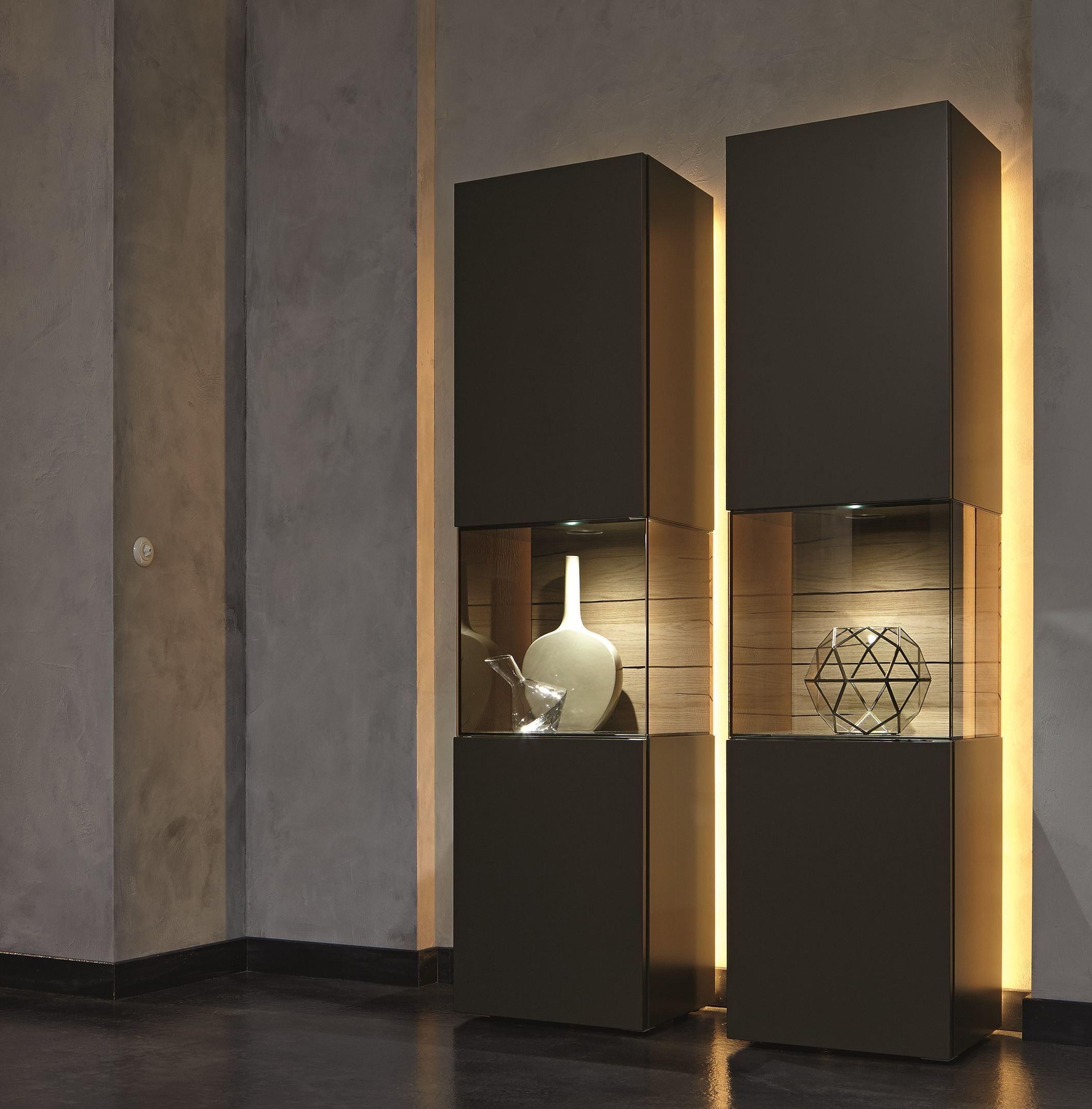 Gentis 展示柜 By Hülsta Werke Hüls 展示柜 Jewelry Store