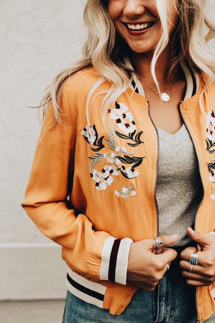 Amy Vermont Jeans Mit Floralem Muster Allover Klingel