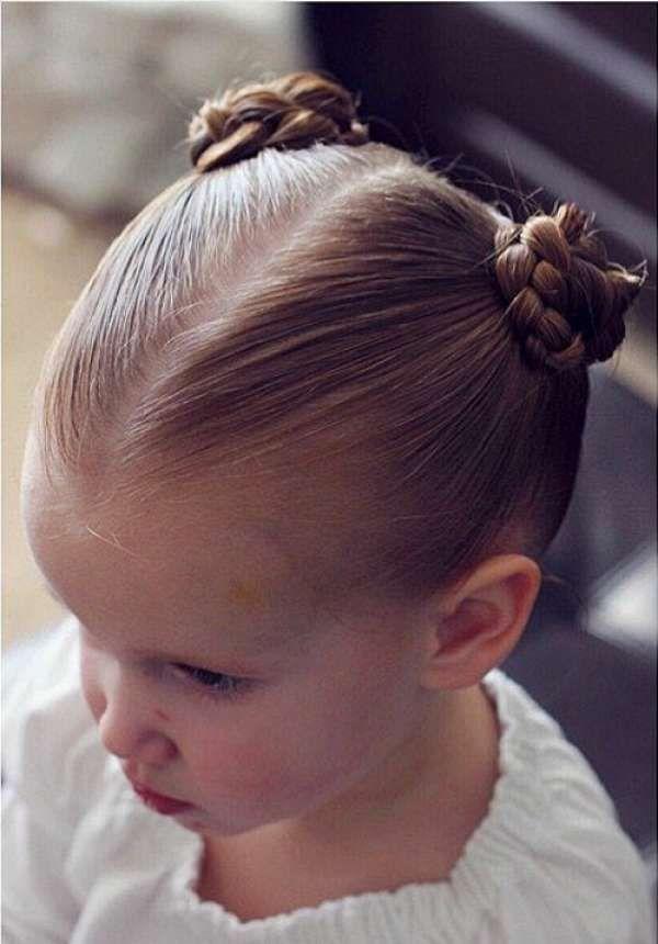 13 Tutos De Coiffures Faciles Pour Petites Filles Coiffure