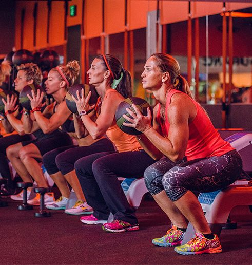 Orangetheory Fitness About The Workout Fitness Health Pinterest Workout Cardio And