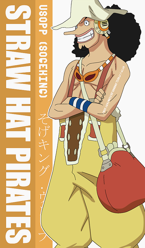 One Piece Wallpapers Mobile : SHP , Usopp by Fadil089665 on DeviantArt