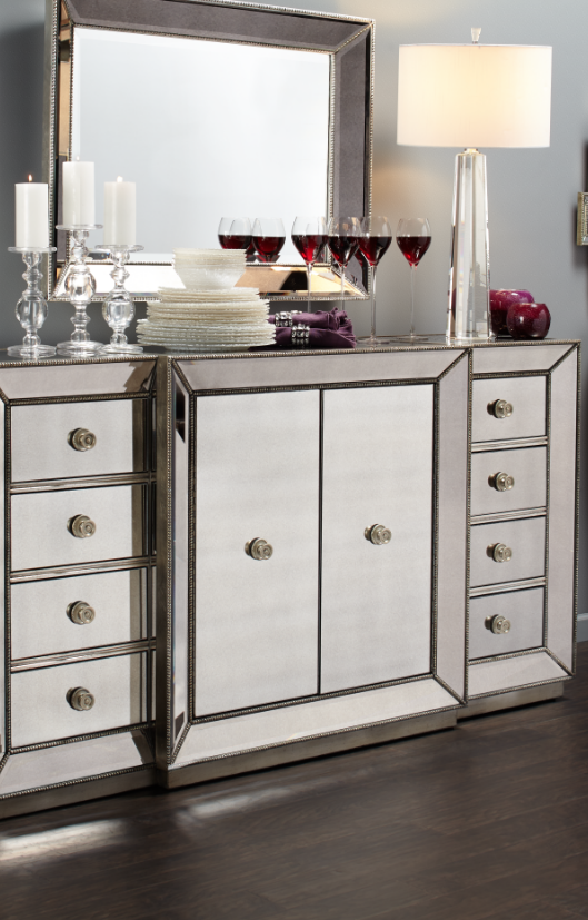 Pin By Nic On Home Ideas Mirror Buffet Home Decor Furniture