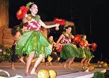 Be amazed by the beauty of the hula!