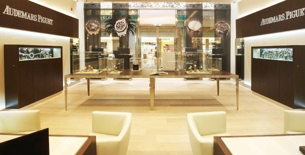 Audemars Piguet Jewelry Watches In Mall Of The Emirates Dubai Business Audemars Piguet Emirates