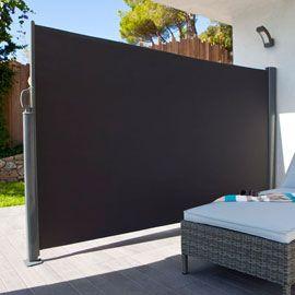 Brise Vue Retractable Liso L 300 X H 160 Cm Brise Vue Jardin Brise Vue Separation Jardin