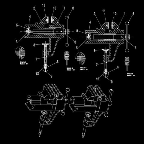 Pin on Autocad Machinery Blocks & DWG Models
