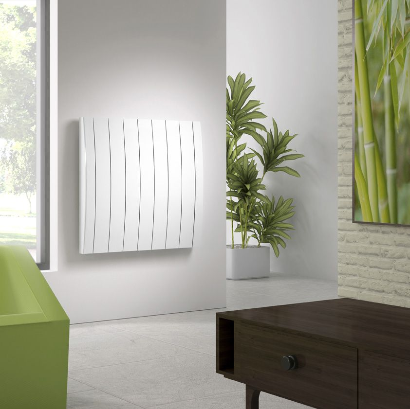 radiateur lectrique intelligent chauffage po le et radiateurs pinterest. Black Bedroom Furniture Sets. Home Design Ideas