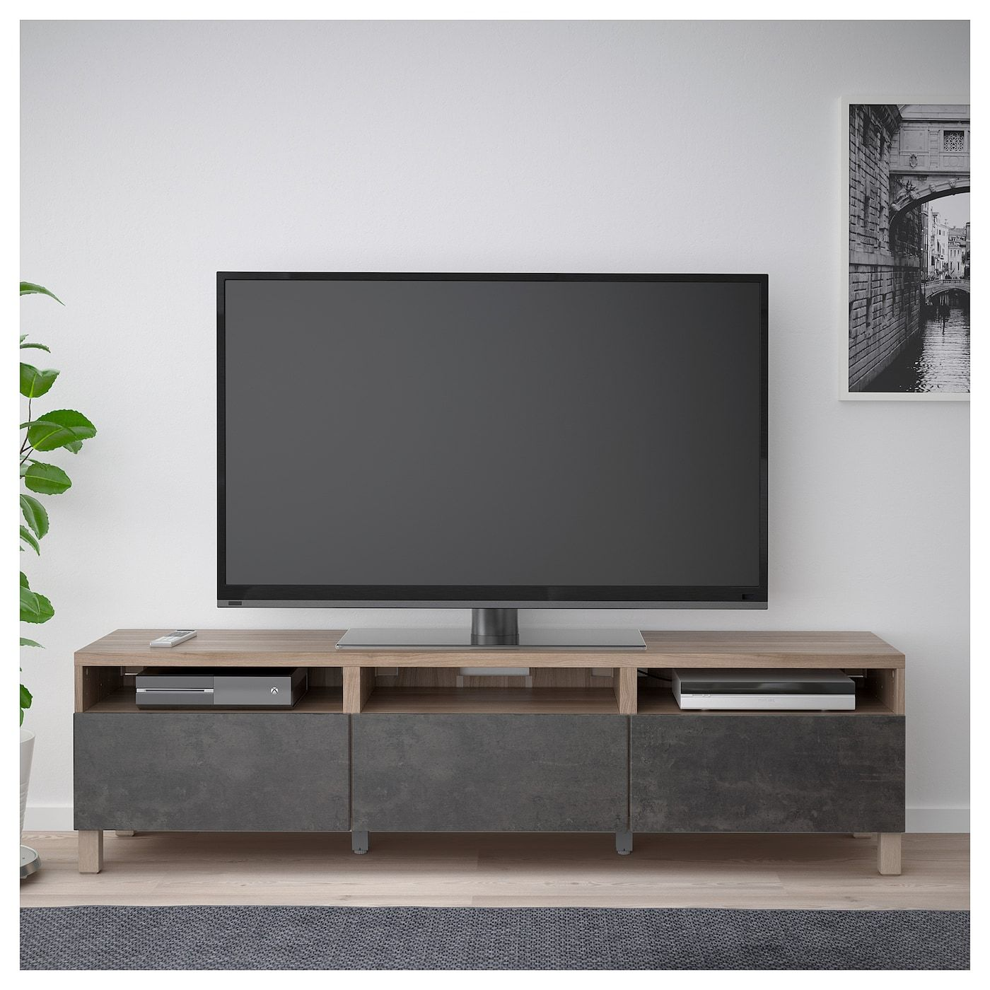 Us Furniture And Home Furnishings Tv Mobel Schubladen Und Ikea