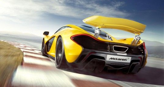 McLaren's P1 Hybrid Supercar Will Blow You Away - Starting With Its $1.31 Million Price Tag