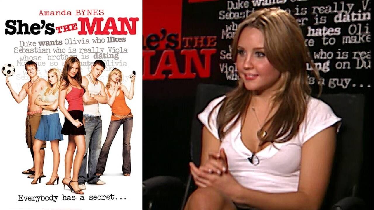 "Amanda Bynes' ""She's the Man"" Turns 14 E! News Rewind in"