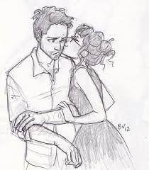 Resultado De Imagen Para Dibujos A Lapiz Tumblr Amor Dibujos