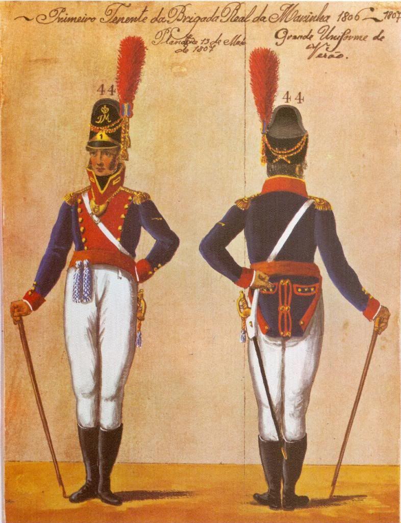 Portuguese Uniforms of the Peninsular War   Guerre napoleoniche