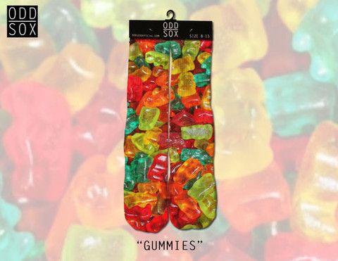 Gummies – ODD SOX