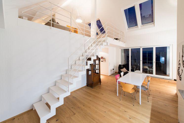 Modern Esszimmer by Spitzbart Treppen