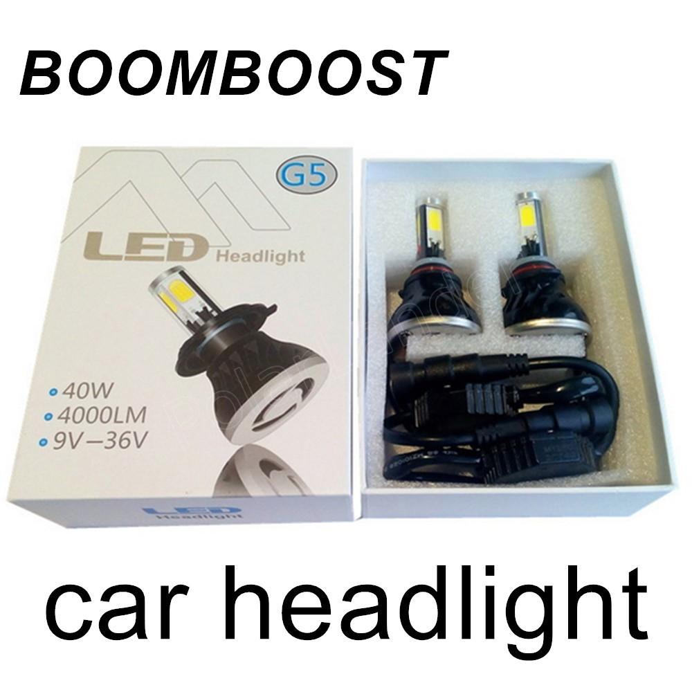 9005//H10//HB3 S7 6400LM LED Headlight Kit Bulbs Fog Lamp Signal Beam 6000K White