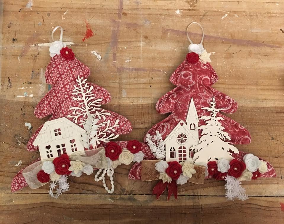 Regali Di Natale In Pannolenci.Risultati Immagini Per Pinterest Natale Patchwork Applique Feltro
