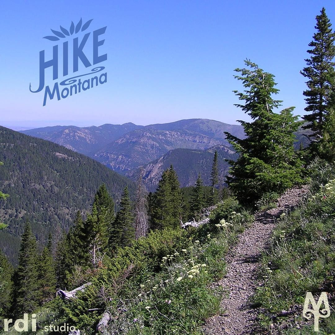 Within A Half Hour Drive From Bozeman Montana The Lava Lake Trail Is An