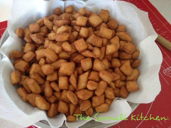 Kac Kac Somali Beignet Food African Food Snacks