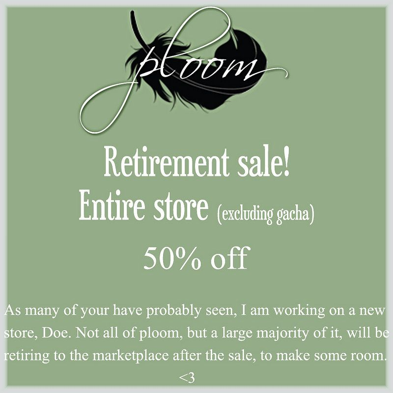 Ploom Retirement Sale | Flickr - Photo Sharing!