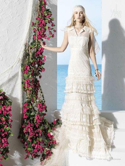 Nueva Colección de vestidos de novia 2013
