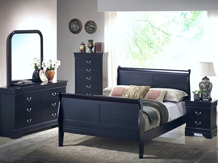 Louis Philippe Bedroom Furniture for Gorgeous Look Decoration ...