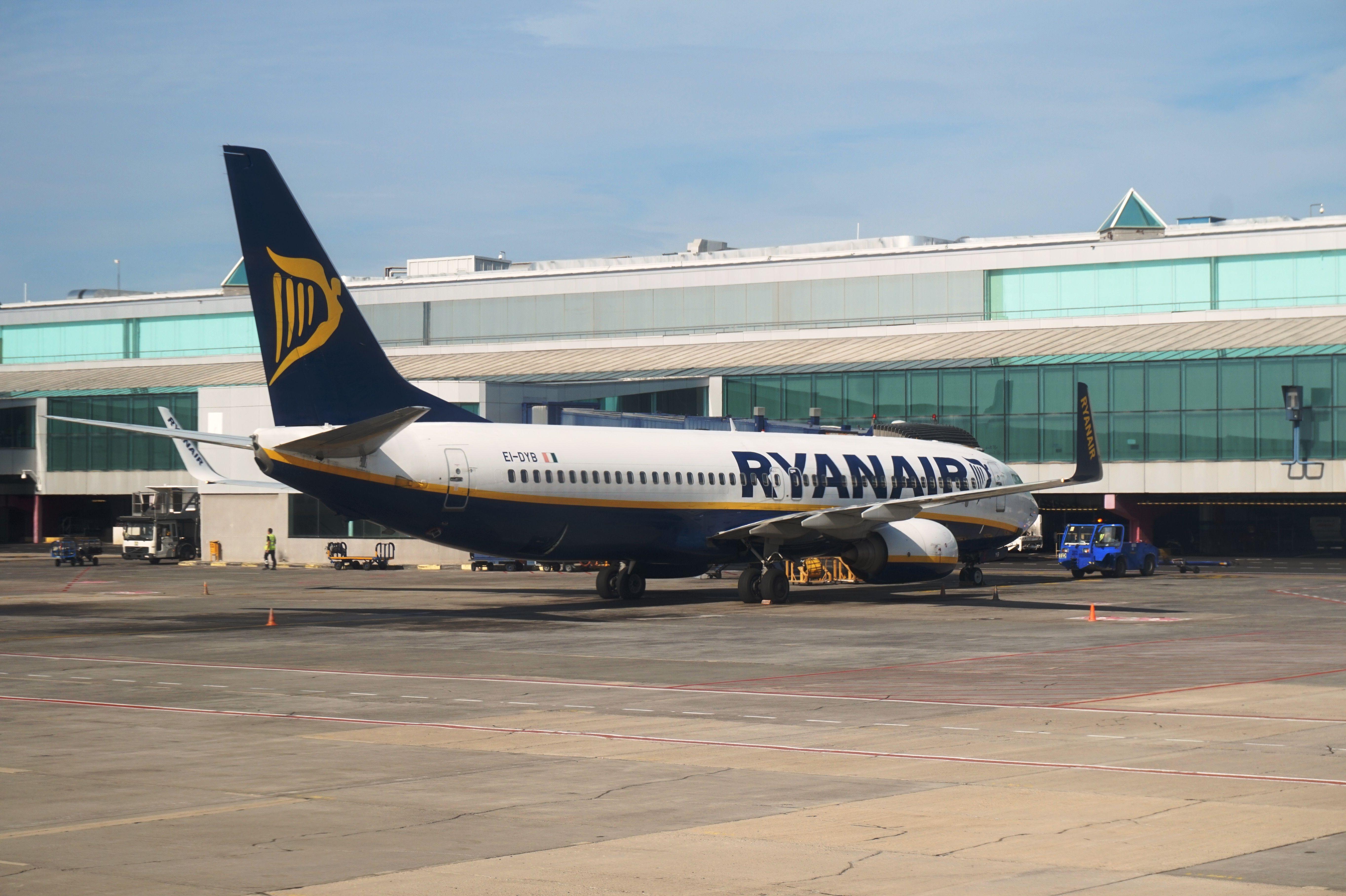 Ryanair B737 at Tenerife South Airport | Ryanair ...