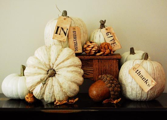 Give Thanks Pumpkin Tutorial Love this from Incourage.me