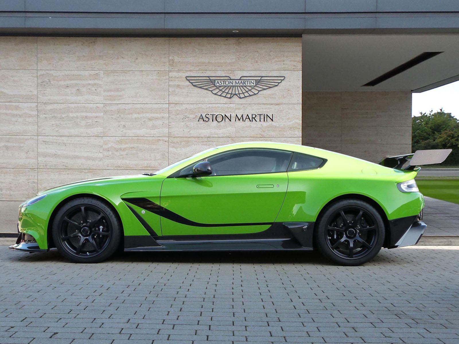 One Uk Dealer Has Two Aston Martin Vantage Gt12s For Sale Carscoops Aston Martin Aston Martin Vantage Aston