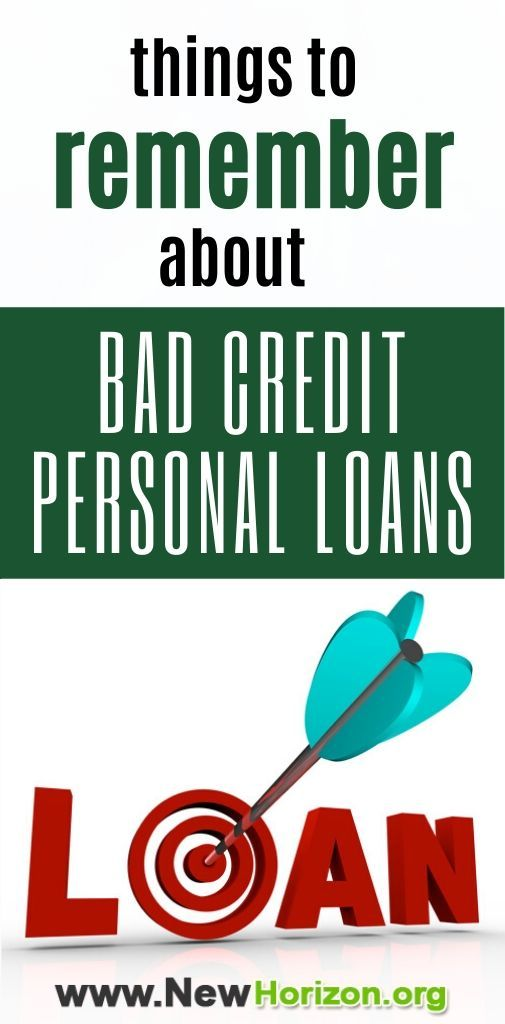 The Truth About Bad Credit Loans No credit loans, Loans