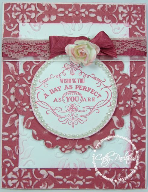 StampsandScrapbooks.com: Bellisima Birthday