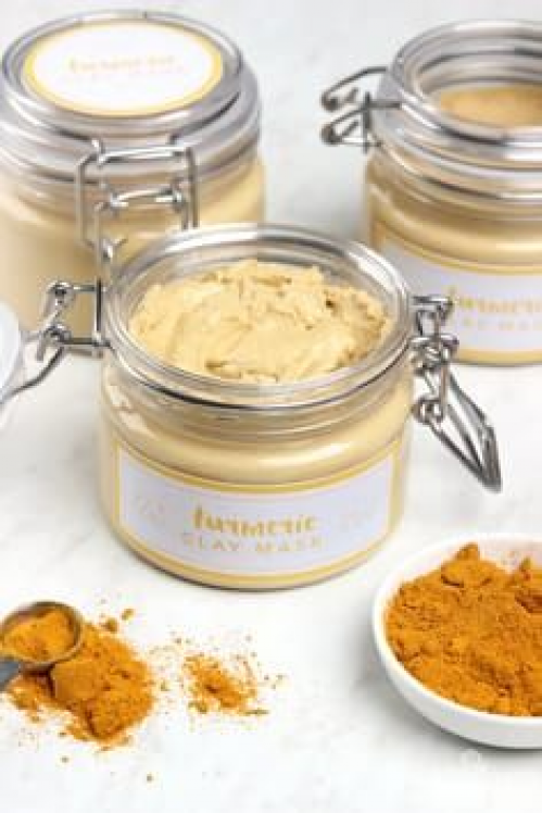 Photo of DIY Turmeric Clay Face Mask – Soap Queen