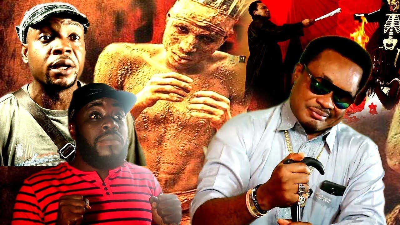 EVIL BROTHERHOOD OF WEALTH - 2018 new Nigerian nollywood interesting