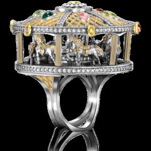Sybarite Jewellery London Merry Go