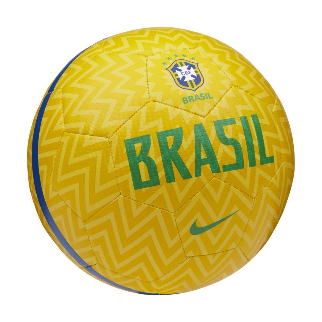 Brasil CBF Prestige Soccer Ball Size 5 (Gold)  66ca81d1d21ea