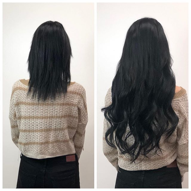 Beautiful Fusion Extension Transformation 22 Length 100g