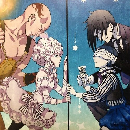 Kuroshitsuji: Book of Circus As far as I know, there's only one episode of the new season. But that one episode is probably like the best thing ever