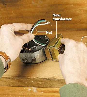 How To Install A Doorbell With Transformer Google Search House Wiring Doorbell Home Electrical Wiring
