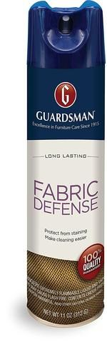 Guardsman Fabric Defense Fabric Upholstery Protection 11 Oz