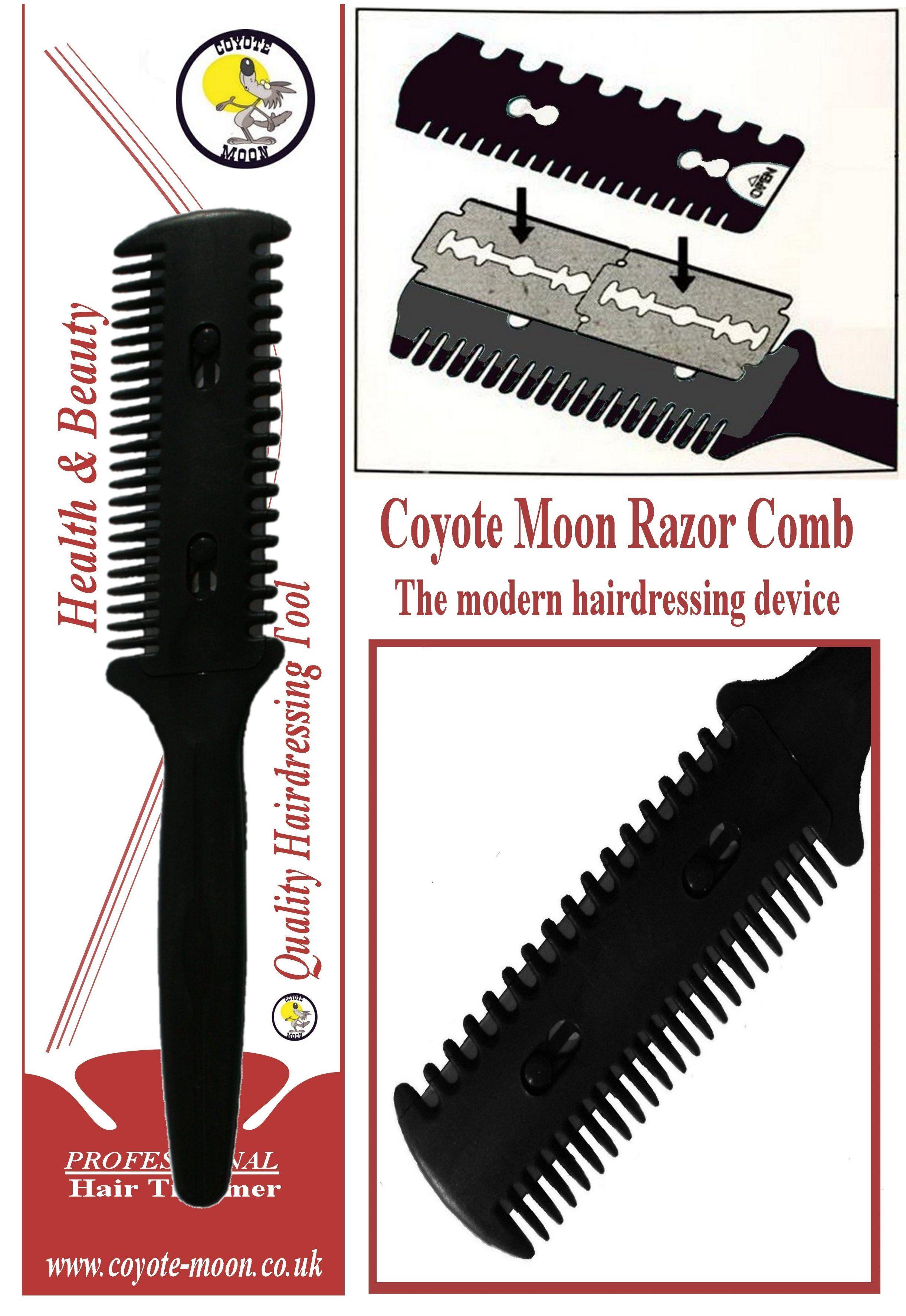 Coyote moon razor comb yotemoon pinterest hair